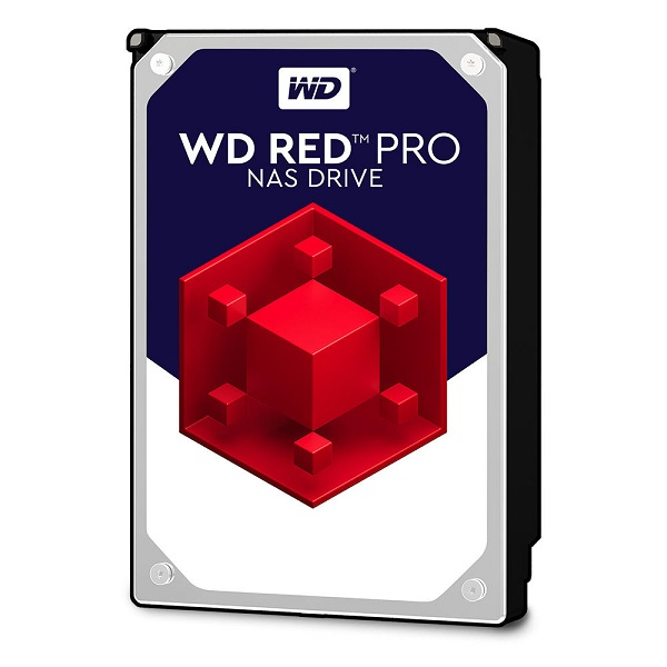 Western Digital Red Pro 10TB 7200rpm 256MB Cache 3.5 Inch SATA3 NAS Hard Drive