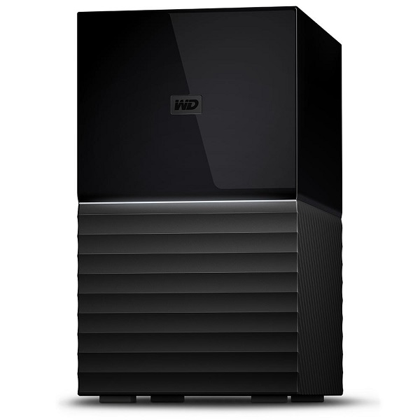 Western Digital My Book Duo 20TB USB 3.0 External Desktop Hard Drive