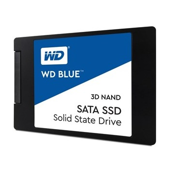Western Digital Blue 3D NAND 500GB 2.5 Inch SATA3 Solid State Drive
