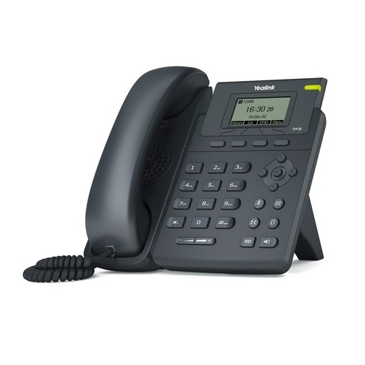Yealink SIP-T19P E2 Entry Level Dual Port PoE VOIP Phone