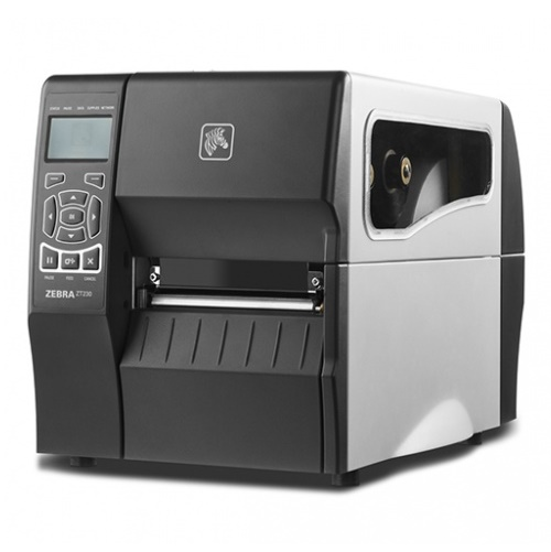 Zebra ZT230 203dpi Thermal Transfer Label Printer - USB Serial Ethernet