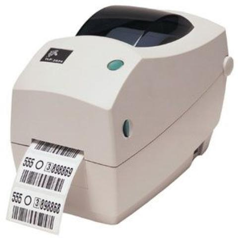Zebra TLP2824 Plus Desktop 203DPI Thermal Transfer Label Printer - Ethernet