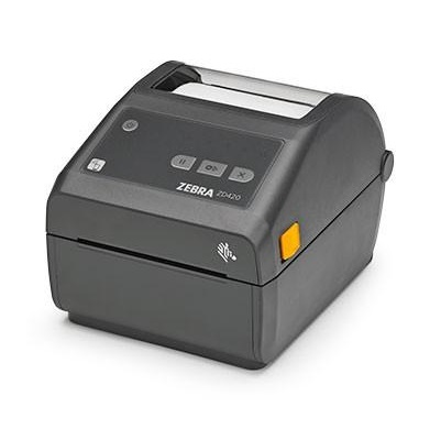Zebra ZD420D 203DPI Direct Thermal Label Printer - Bluetooth Ethernet USB